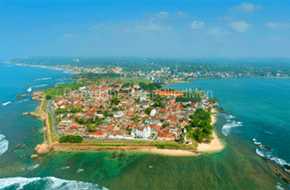 Dutch Fort at Galle